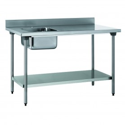 TABLE DU CHEF CHR 700X1600 BAC