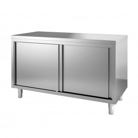 Meuble bas neutre central - 1200x700x850/900 mm