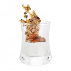 Table de chef adossée avec étagère - 1 bac gauche - 1200x700x850/900 mm
