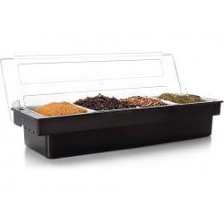Friteuse à poser - Capacité 6.5L - robinet vidange