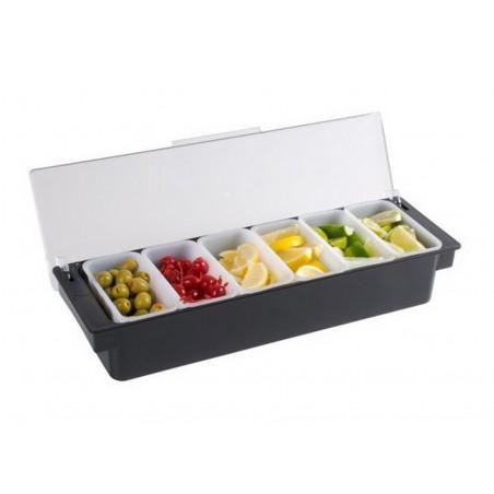 Friteuse à poser - Capacité 6 L - Cuve 10 L
