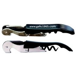 Plancha lisse 2 brûleurs gaz - 600x440x220 mm - 8,2 kW - surface utile 590x430 mm - NS60 - plaque acier rectifié 12 mm