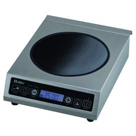 Wok à induction - A poser - 3,5 kW - 230 V mono - 340X445x115 mm