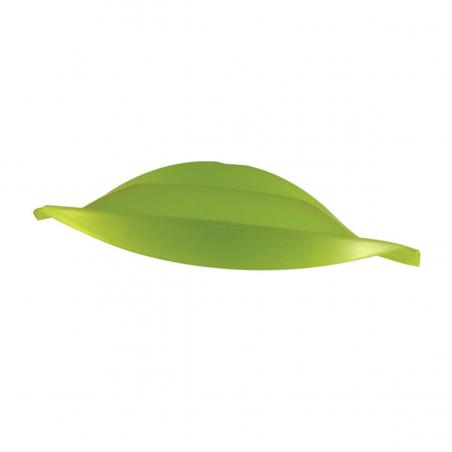 Chafing dish pour bac rond - Couvercle rotatif roll top - Livré avec brûleurs à alcool - 510x540x480 mm