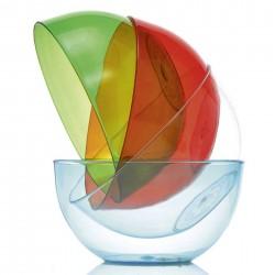 Conteneur isotherme EY13 sans robinet - Conteneur EY13 - 13,75 L - Bleu Ext. 430x240x375 mm