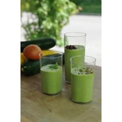 Trancheur à pignon TGP350 - Capacité coupe 320x265 mm - Ép. de coupe : 0 à 15 mm - 500/700 couverts