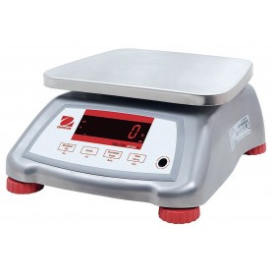Balance de préparation tout inox - 256 x 280 x 121 mm - 6kg/ précision 1g