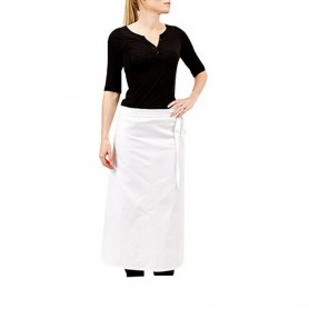 Tablier chef - Blanc - 1020x900 mm