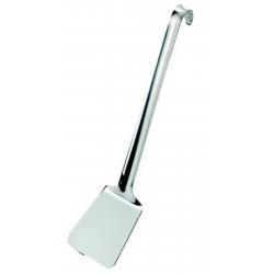 Tablier valet + poche - 100 % coton. Cordon 1 m. 904403 Bordeaux 102x95 cm