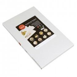 Table centrale - Avec étagère - 1000x700x900 mm