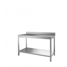 TABLE CENTRALE ADOSSE 1400X700X850/