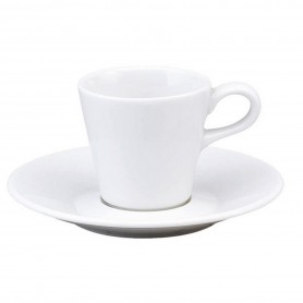 12 TASSES A CAFE 7.5CL TAO - SARREGUEMINES