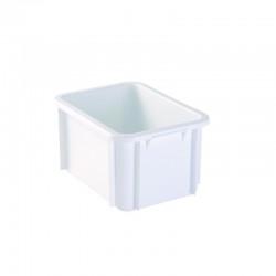 BAC PLAT 8L HACCP BLEU + COUVERCLE + GRILLE