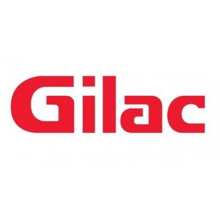 BAC PLAT 5L HACCP ROUGE + COUVERCLE + GRILLE