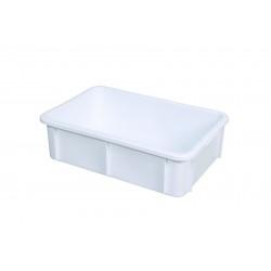 BAC PLAT 3L HACCP VERT + COUVERCLE + GRILLE -GILAC
