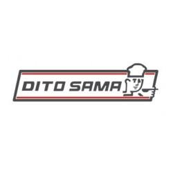 X1000 SET DE TABLE 30X40 BOURGOGNE