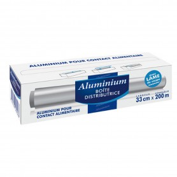 ALUMINIUM 200X450 MM BTE DIST