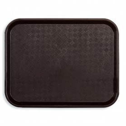 Fast Food - 46x36 cm - Chocolat