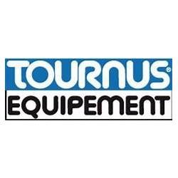 Boîte 6 compartiments - 24x14,5x10,5 cm - Plastique noir