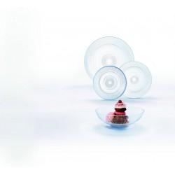 Fast Food - 46x36 cm - Bleu marine