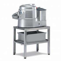 Éplucheuse PP6 - Éplucheuse - Prod. de 120 à 150 kg/h - Capacité par cycle 6 kg