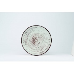 10 ASSIETTES PLATES ø20.5cm - EMULSION BALSAMIQUE – SARREGUEMINES