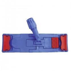Assiette porcelaine noire teintée dans la masse finition mate (23x20x3,5cm)