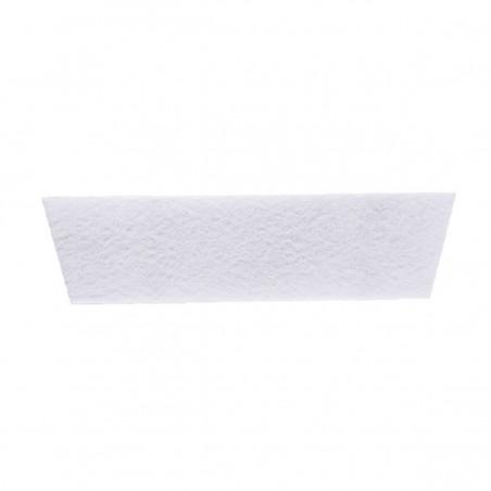 Assiette porcelaine noire teintée dans la masse finition mate (19x20x3,5cm)