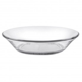 72 ASSIETTES COCKTAIL LYS TRANSPARENT ø14.5cm - DURALEX