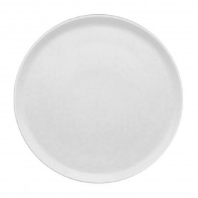 6 ASSIETTES A PIZZA Diam. 320 mm BLANCHES