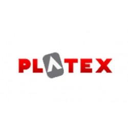 12 ASSIETTES PLATES OVALES DIAMOND 34*26cm - BORMIOLI ROCCO