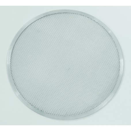 Grille en aluminium ø 33 cm