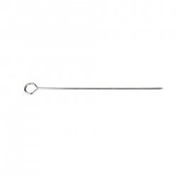 6 Assiette porcelaine blanche finition mate (14x11x3cm)