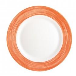 Support de sac 120 L avec pédale et couvercle - jaune - GILAC