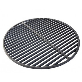 GRILLE EN FONTE POUR BARBECUE LARGE - BIG GREEN EGG