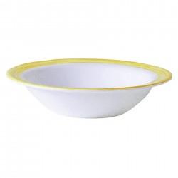 Collecteur Tuscan - Sable - 357x357x1029 mm - Polyéthylène et acier galvanisé.