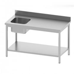 TABLE REFRIGEREE CENTRALE 6 TIROIRS - 421 L - 1790x700x870 mm - INOMAK