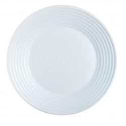 Gants de ménage latex rose - Flocké coton - Taille M