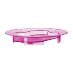 Casquette résille - non tissée blanche - 320mm 90x250mm - polypropylène - sachet de 100
