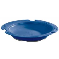 Toque non tissée droite - polyester blanc - hauteur 250 mm - paquet de 5