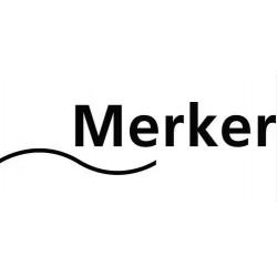 Vitrine bi-température -20°C à + 5°C façade blanche