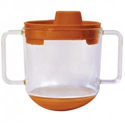 Balai trapèze ABS avec bandes velcro 40 cm