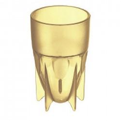 Tampon éponge cellulose bi-face - 13*9*2.2cm - LOT DE 10