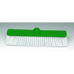Balai polyester - mi-dur - Vert