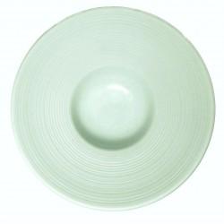 Distributeur papier hygiénique Gamme cleanline - pour rouleau mini jumbo - 245x120x275 mm - 200 m