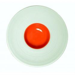 Distributeur papier toilette - Gamme Cleanline - Pour 4 paquets ou 2 rouleaux - 145x135x275 mm