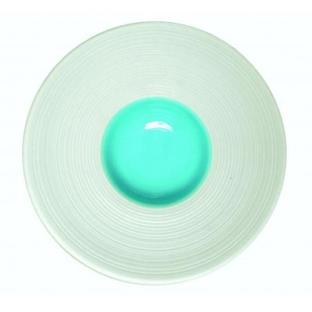 Distributeur papier toilette - Gamme Cleanline - Pour 2 paquets ou 1 rouleaux - 137x122x145 mm