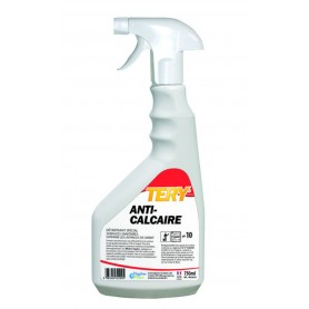 TERY ANTI-CALCAIRE DETARTRANT SANITAIRES - Pulv. 750 ml