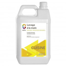Liquide lavage vaisselle à la main - Bidon 5 L