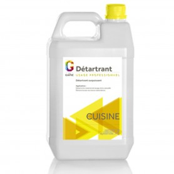 Détartrant liquide surpuissant - Bidon 5 L